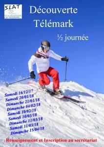 Découverte Télémark 2017-2018 site web