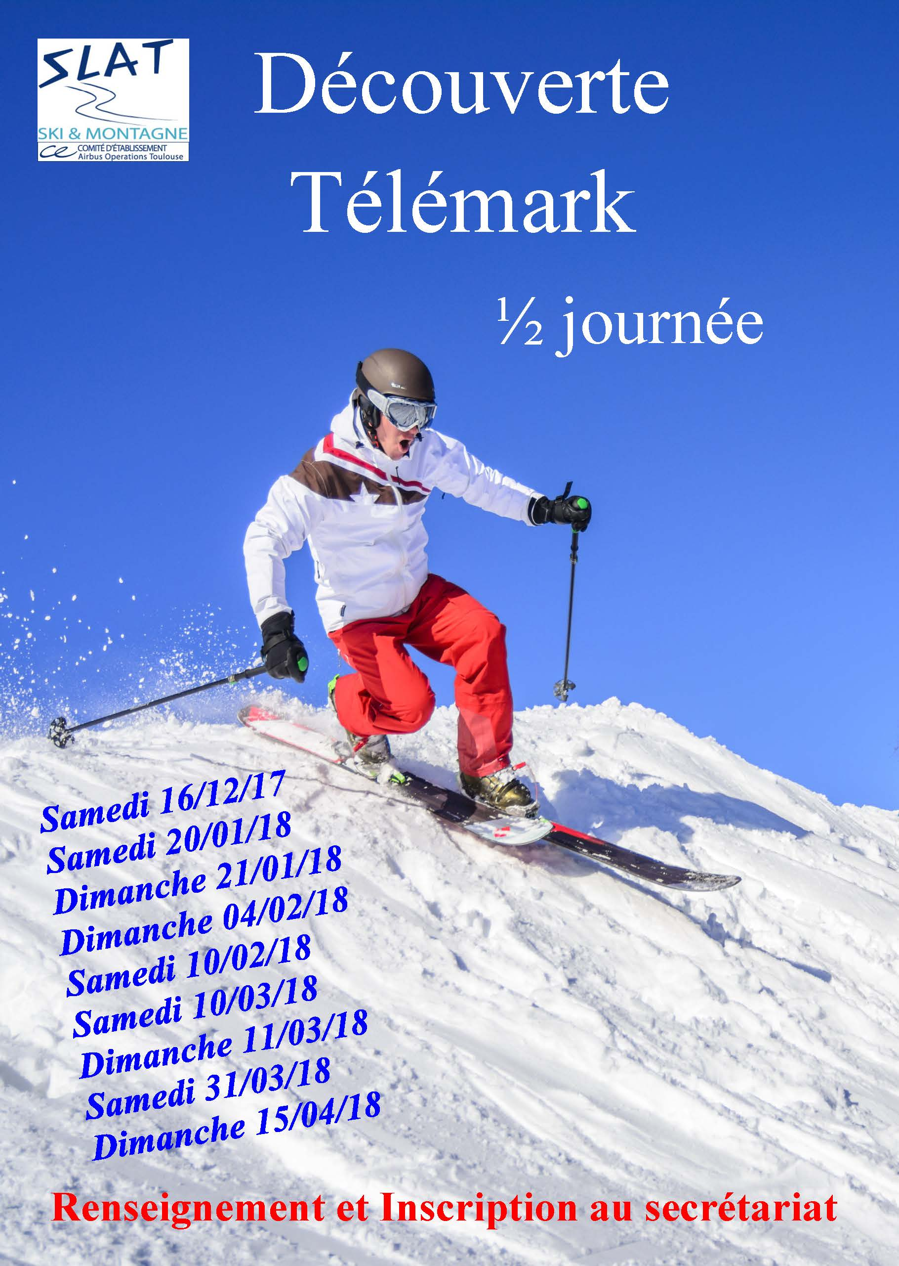 location ski toulouse